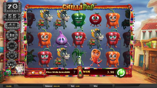Collect mule symbols during free spins - Casino Codes