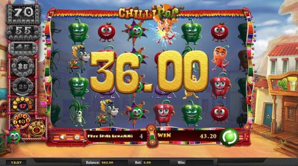 Casino Codes image of Chilli Pop