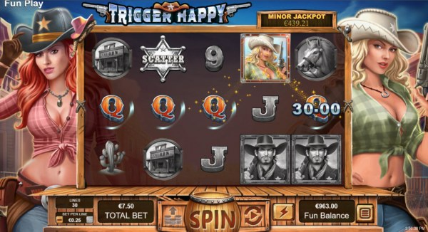 Trigger Happy by Casino Codes