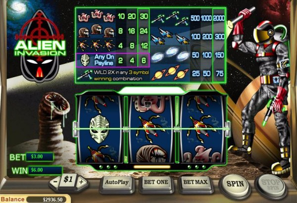 Alien Invasion screenshot