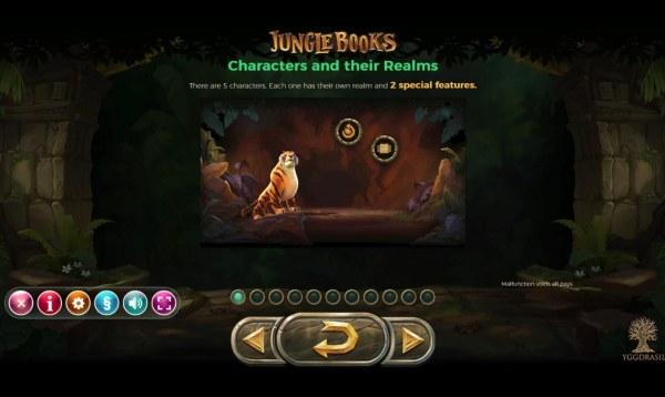 Tiger character - Casino Codes