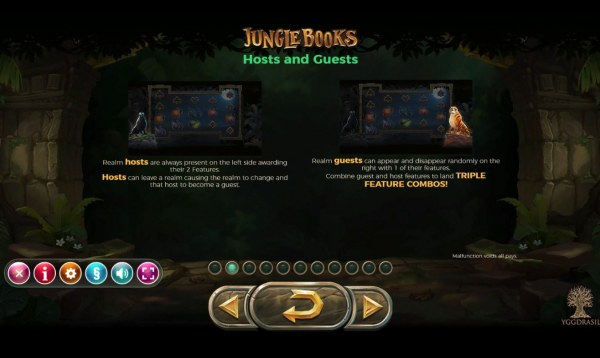 Hosts and Guests Rules - Casino Codes