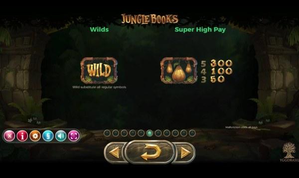 Jungle Books screenshot