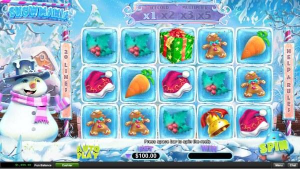 Snowmania screenshot