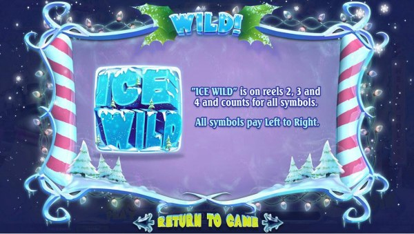 Ise Wild is on reels 2, 3 and 4 and counts for all symbols, All symbols pay left to right. - Casino Codes