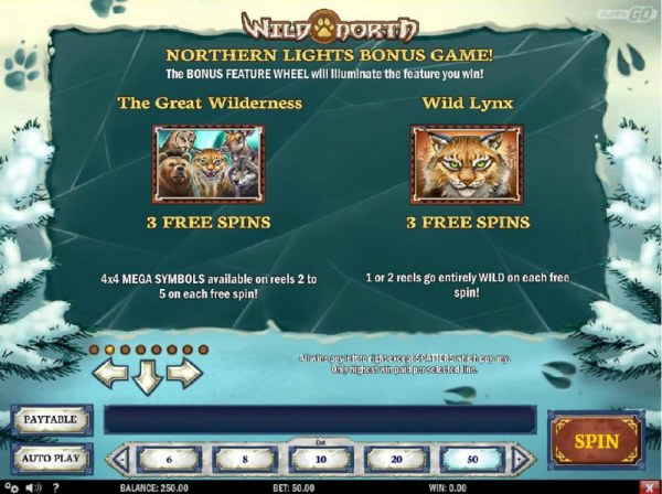 Casino Codes image of Wild North