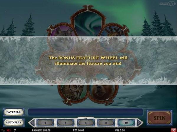 Wild North screenshot