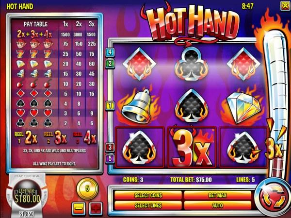 Casino Codes - Big Win