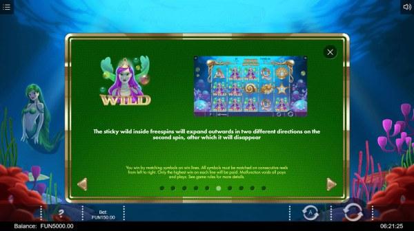 Siren's Kingdom by Casino Codes
