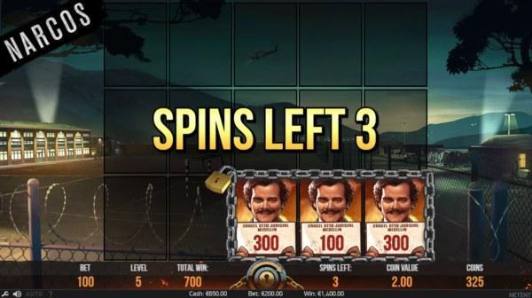 Casino Codes image of Narcos