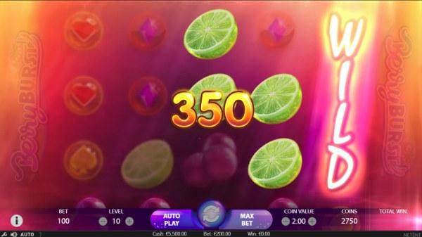 Berry Burst by Casino Codes