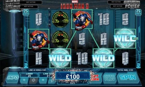 Iron Man 3 by Casino Codes