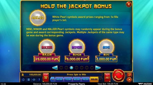Casino Codes image of Prosperity Pearls