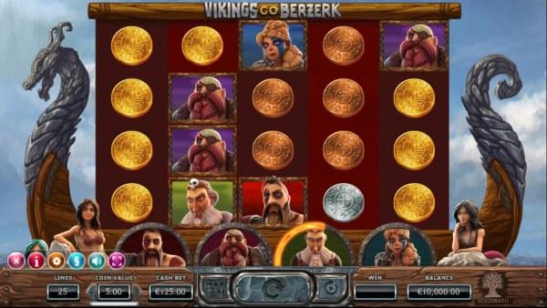 Vikings Go Berzerk screenshot