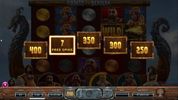 Vikings Go Berzerk by Casino Codes