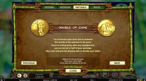 Casino Codes image of Bamboo Rush
