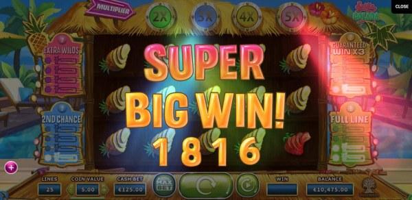 Super Big Win 1816 by Casino Codes
