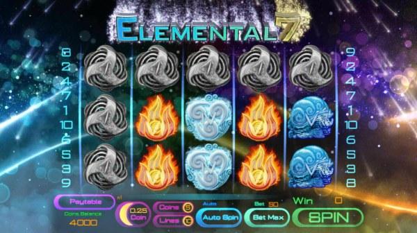 Casino Codes image of Elemental 7