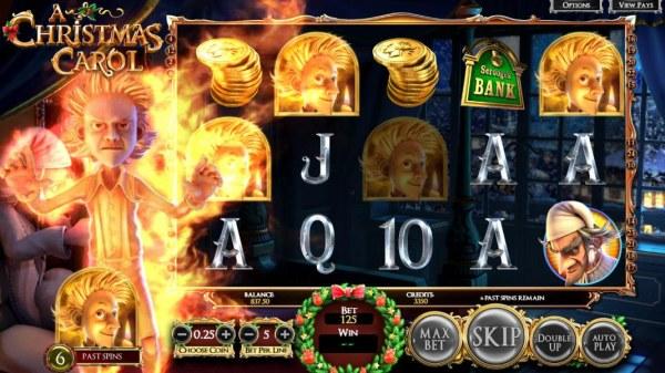 A Christmas Carol by Casino Codes
