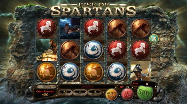 Rise of Spartans screenshot