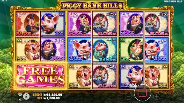 Piggy Bank Bills screenshot