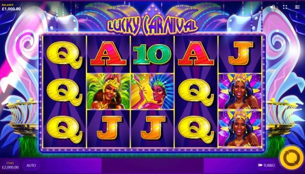 Lucky Carnival screenshot