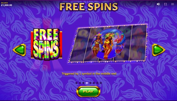 Free Spin Feature Rules by Casino Codes
