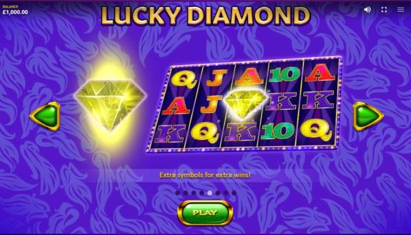 Lucky Diamond by Casino Codes