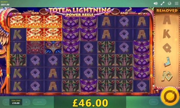 Casino Codes image of Totem Lightning Power Reels