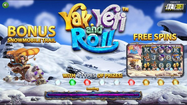 Images of Yak Yeti and Roll