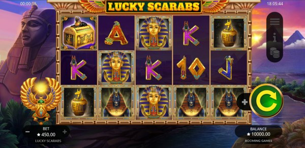 Casino Codes image of Lucky Scarabs