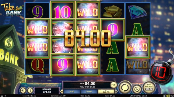 Multiple winning paylines by Casino Codes