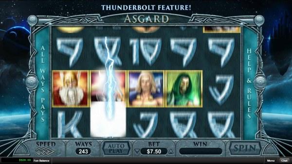 Asgard by Casino Codes