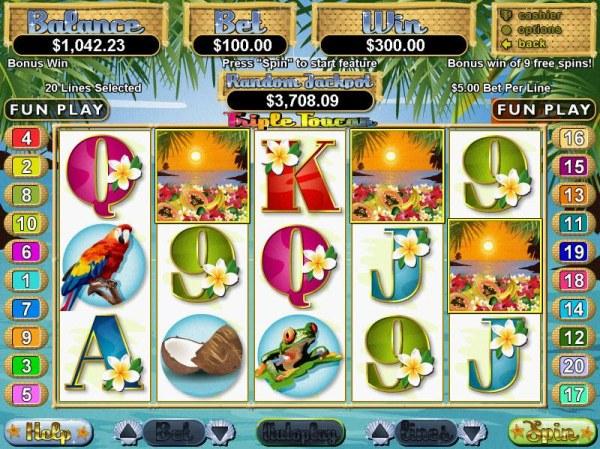 Casino Codes - Bonus Round