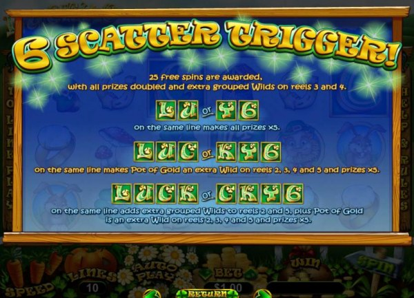 Images of Lucky 6