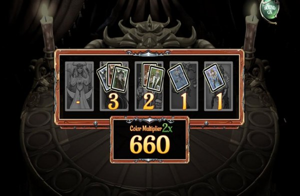 bonus round pays out 660 credits by Casino Codes