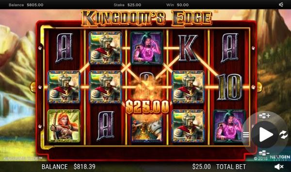 Kingdoms Edge 95 screenshot