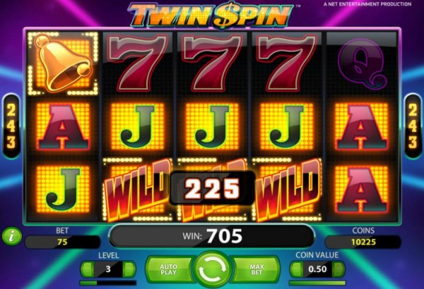Twin Spin by Casino Codes