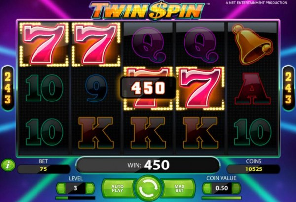 Casino Codes image of Twin Spin