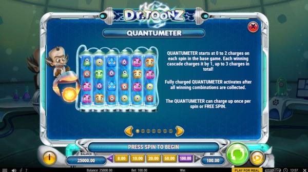 Casino Codes - Quantumeter