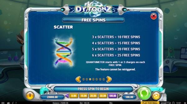 Casino Codes image of Dr. Toonz