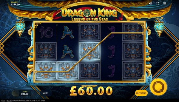 Casino Codes image of Dragon King Legend of the Seas