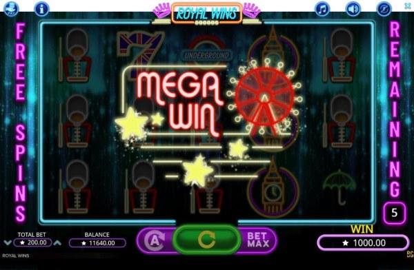Casino Codes - Mega Win