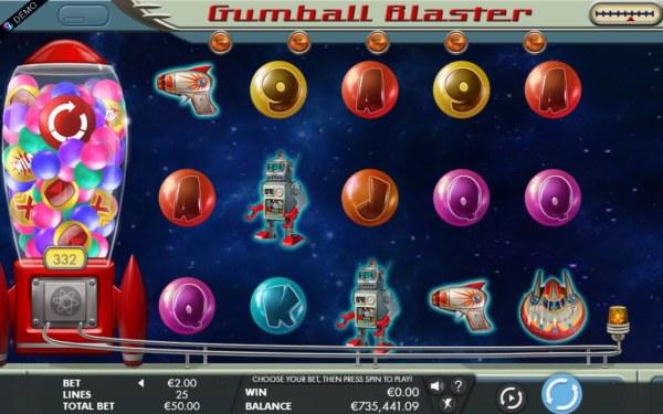 Casino Codes image of Gumball Blaster