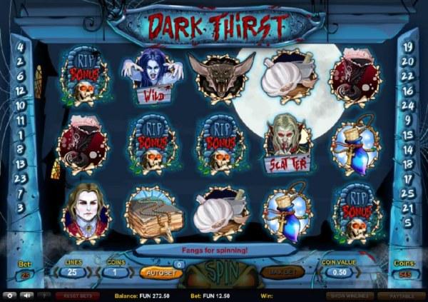 Casino Codes image of Dark Thirst