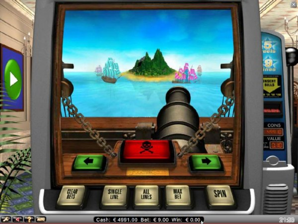 Pirate's Gold by Casino Codes