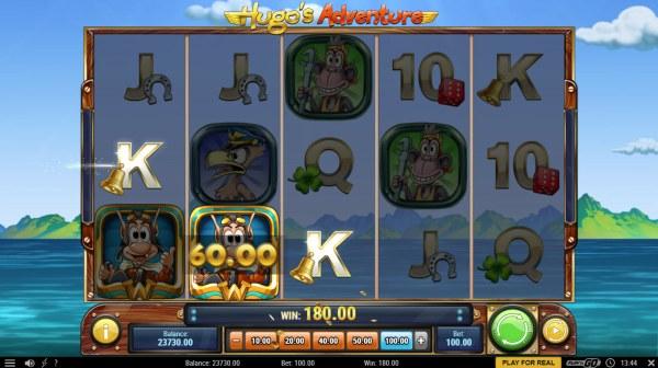 Casino Codes - Three of a kind