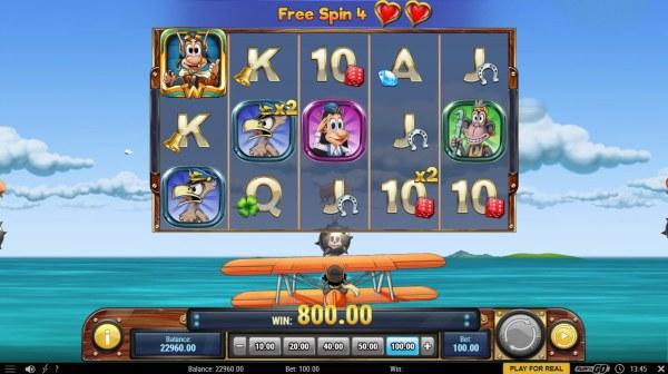 Hugo's Adventure by Casino Codes