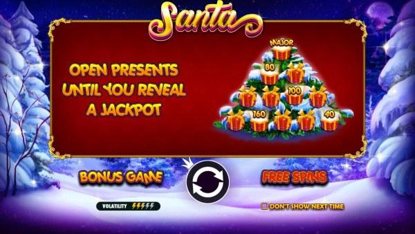 Santa screenshot