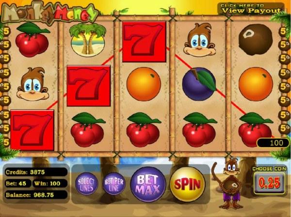 Casino Codes image of Monkey Money